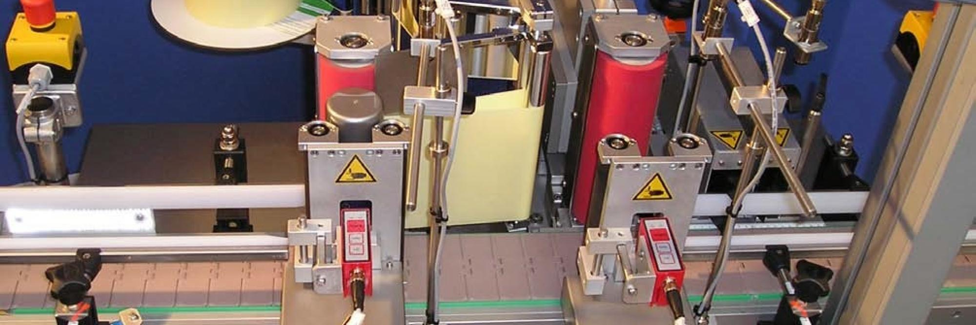 AEROSOL LABELLING WITH ACCURACY & SPEED